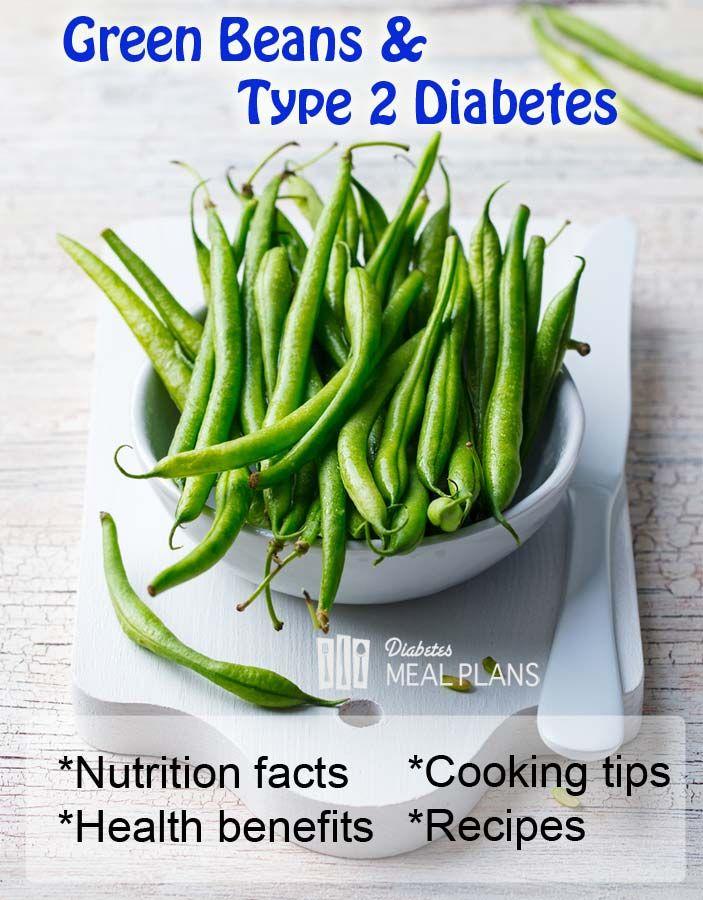 green beans diabetic diet