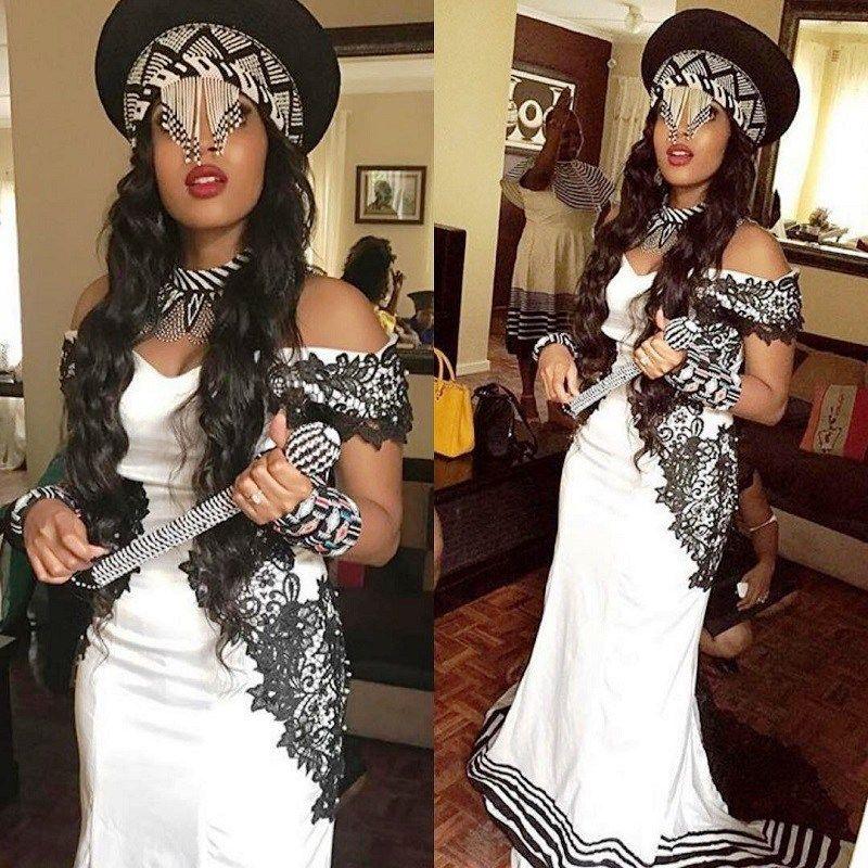 PICS: Inside Linda Mtoba's Traditional Wedding   If I ever ...