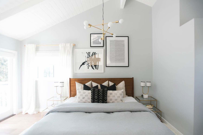 Mid century modern house in Newport Beach gets