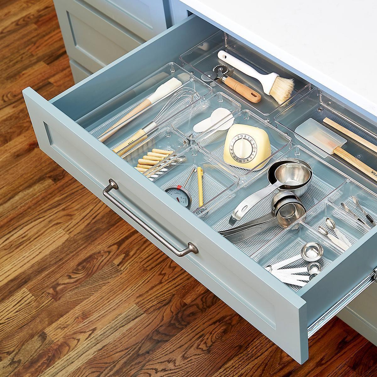Idesign Linus Large Drawer Organizer Starter Kit Drawer