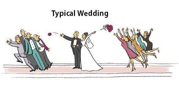 Typical Wedding | Funny wedding pictures, Funny pictures ...