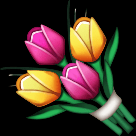 Best Of Bouquet Flower Emoji Copy And Paste And Review In 2020 Flowers Flower Icons Flowers Bouquet