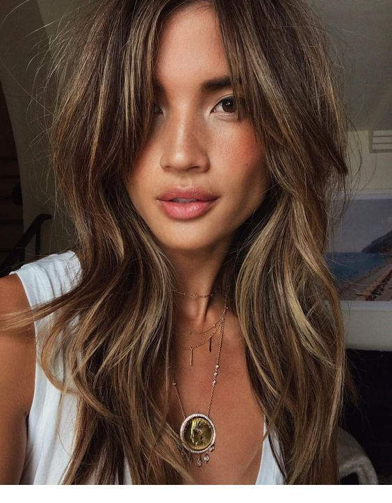 Stunning Brunette Shades For Your Next Hair Color Appointment