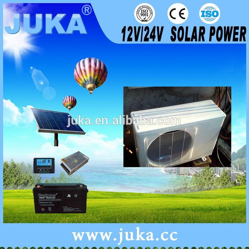 Juka Ce Solar Air Conditioner With Dc Compressor 48v