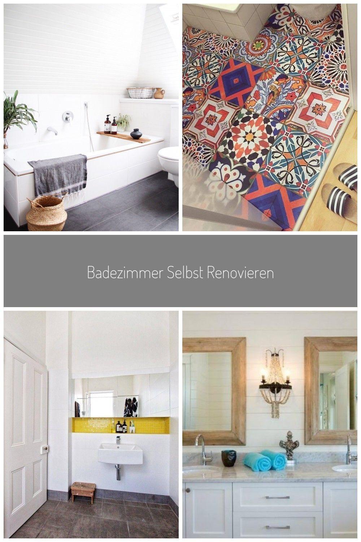 Badezimmer Selbst Renovieren Ist Super Einfach Hier Findet Ihr Tipps Und Vorher Badezimmer Einfach Findet In 2020 Bad Sanieren Badezimmer Badezimmer Komplett