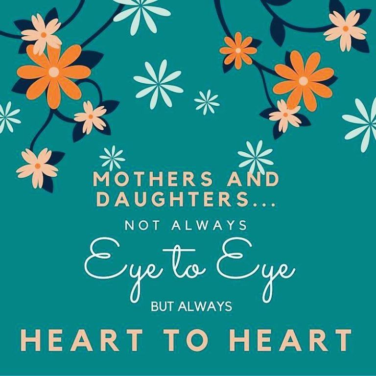 100 Inspiring Mother Daughter Quotes | Mom daughter quotes