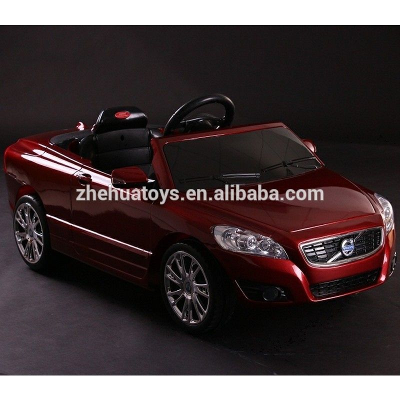 volvo c70 licensed 6volt electric car toyrc ride on toy car automatic for kids to drive buy ride on carkids licensed carelectric car product on