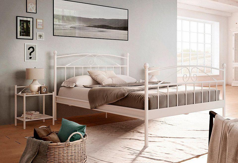 Home affaire Metallbett »Birgit« Jetzt bestellen unter   - schlafzimmer mit metallbett