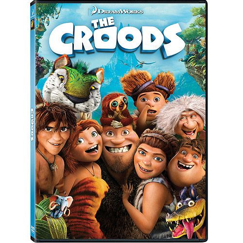 The Croods Watched It Tonight For The First Time And The Tear Are