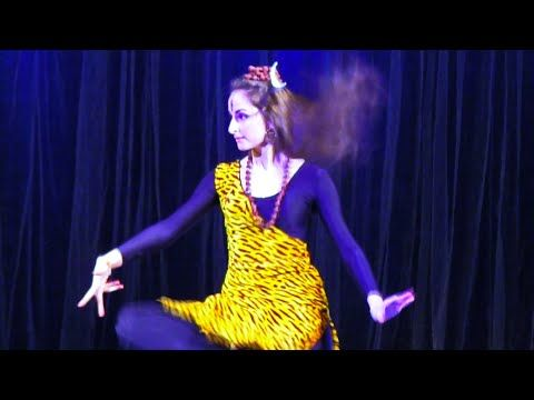 Om Namami Shamishan Indian Dance Group Mayuri Russia Indian Dance Indian Flapper Dress