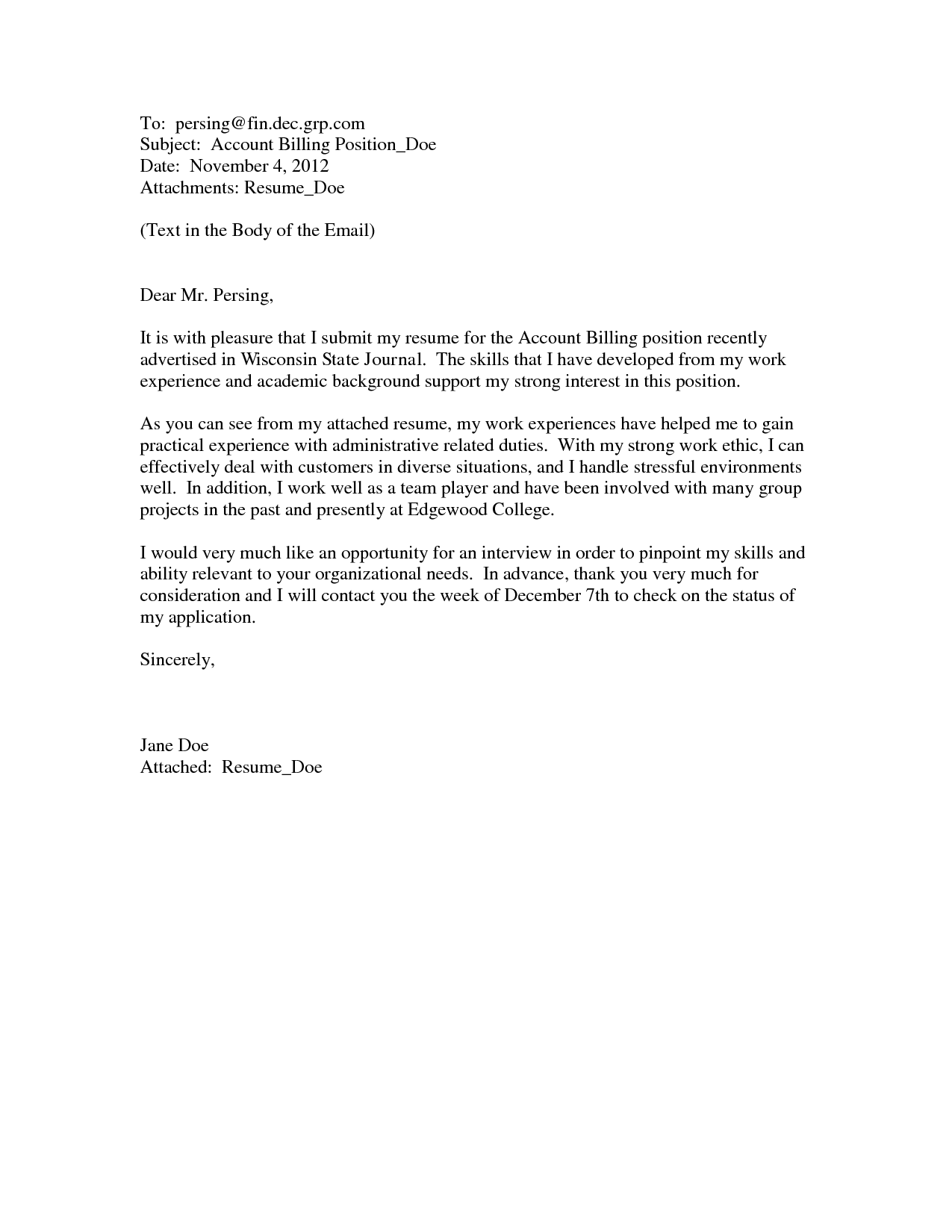 Should I Submit A Cover Letter With My Resume from i.pinimg.com