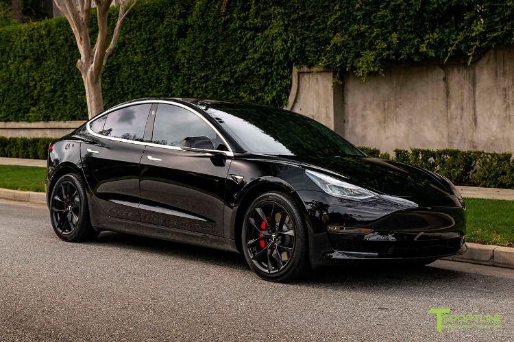 Tesla Model 3 19 Forged Wheels Model Fancy Cars