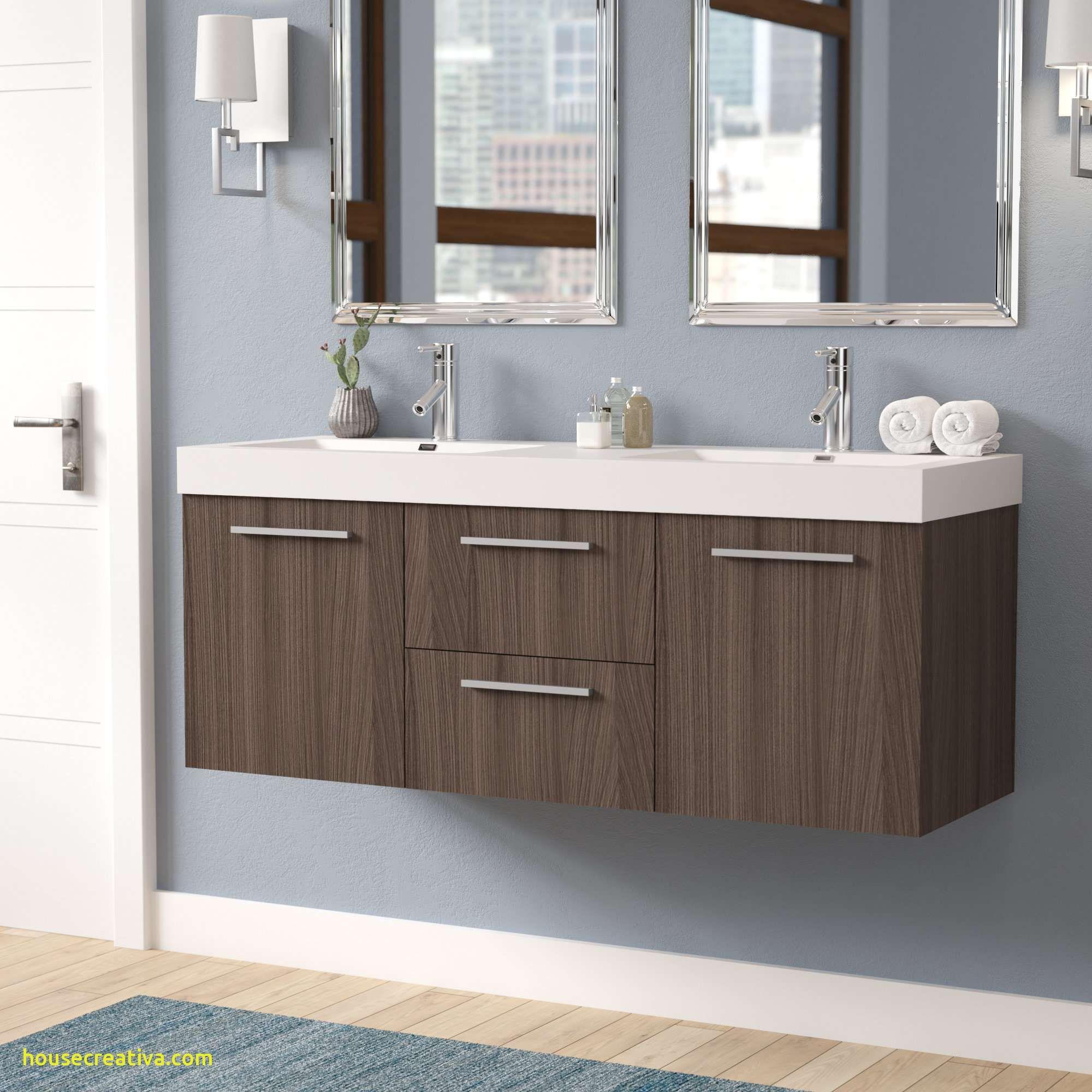 Unique 59 Double Sink Bathroom Vanity Homedecoration