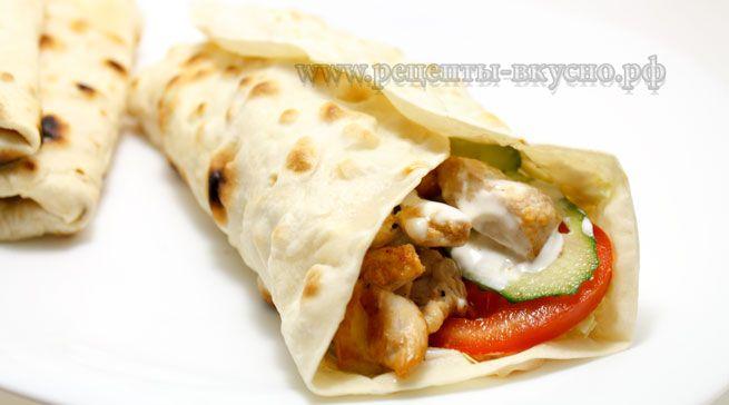лаваш армянский рецепт приготовления в домашних