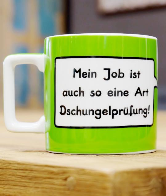 Lustige Witzige Geschenkidee Job Buro Fun Spruch Spruche Grune