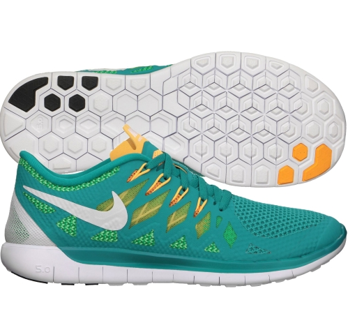 Nike Women's Free 5.0 Running Shoe available at Dick's Sporting Goods