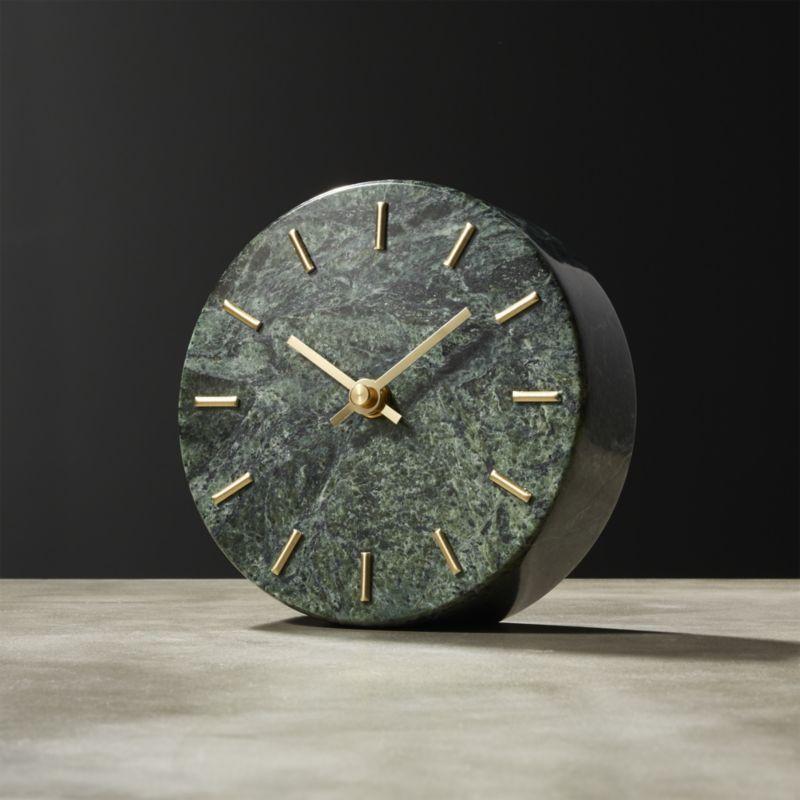 Emerald Copper Gold Brass Stripes Wall Clock Emerald Copper Stripes Scandi Scandinavian Gold Brass Minimal Geometry Gr Wall Clock Striped Walls Clock