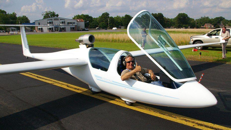 BonusJet Sailplane  $175,000  An hour and a half of jet
