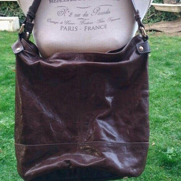 Borse Usata Bag Donna Marrone Marc Borsa O'polo Pelle PIvBPq