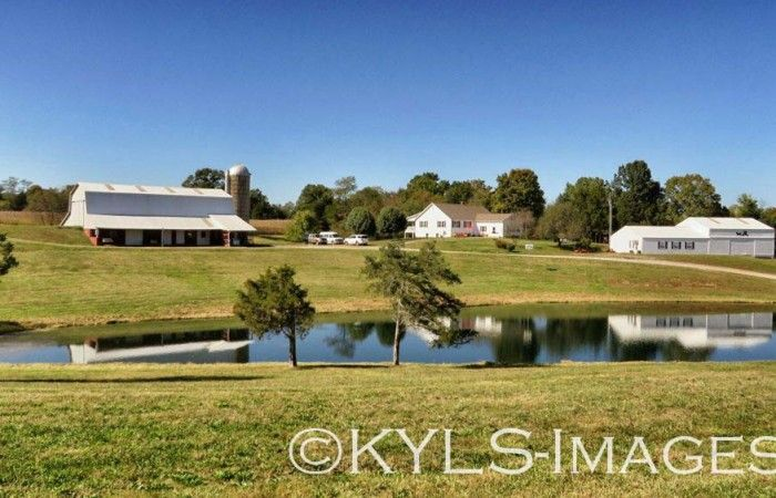 Amish Built Home And Farm Land For Sale In Crab Orchard Kentucky Kentucky Horse Farms Kentucky Farms Horse Farms For Sale