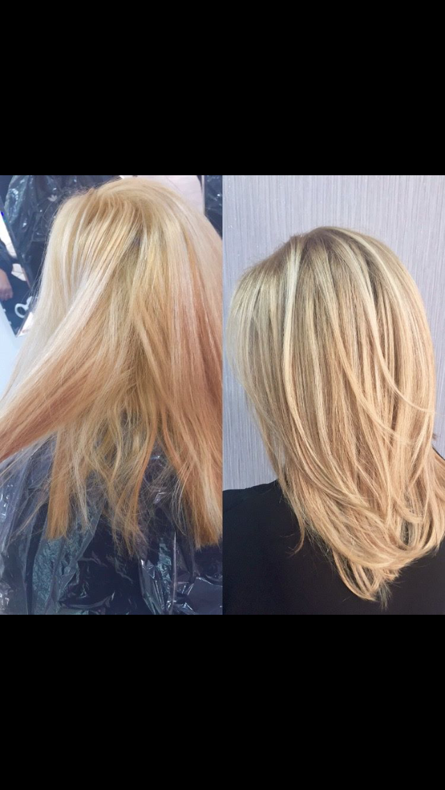 A lovely client