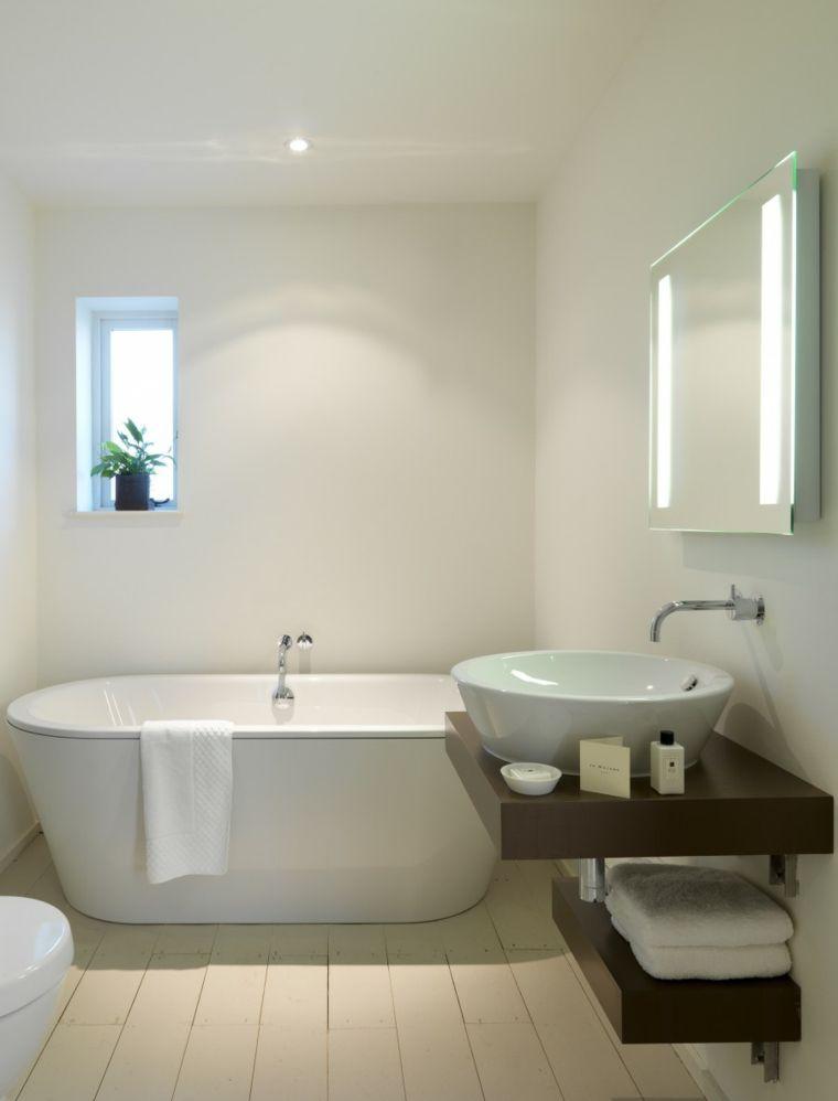 Lamparas de techo para cuartos de baño - 50 ideas (com ...