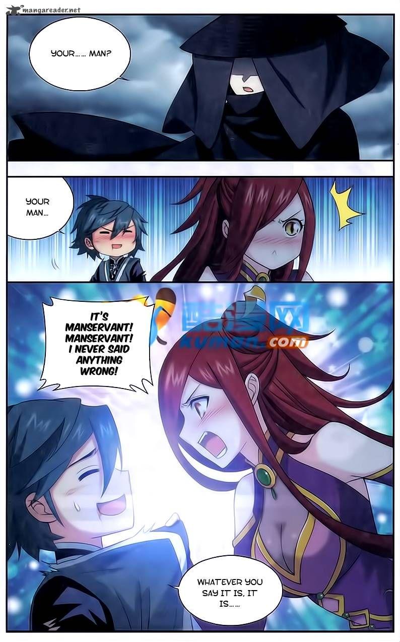 Battle Through The Heavens Ch 179 Page 10 Mangago Anime