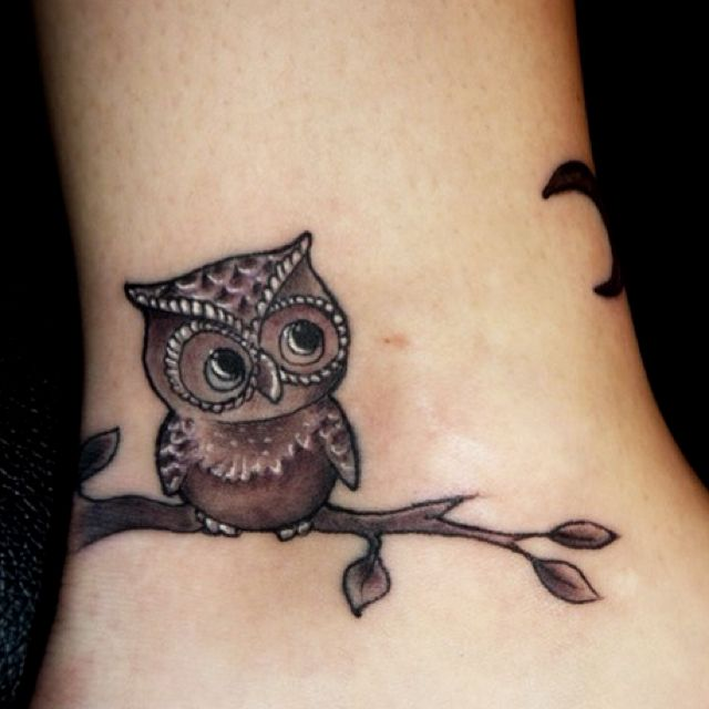 I'm not really into owls, but this is really cute.