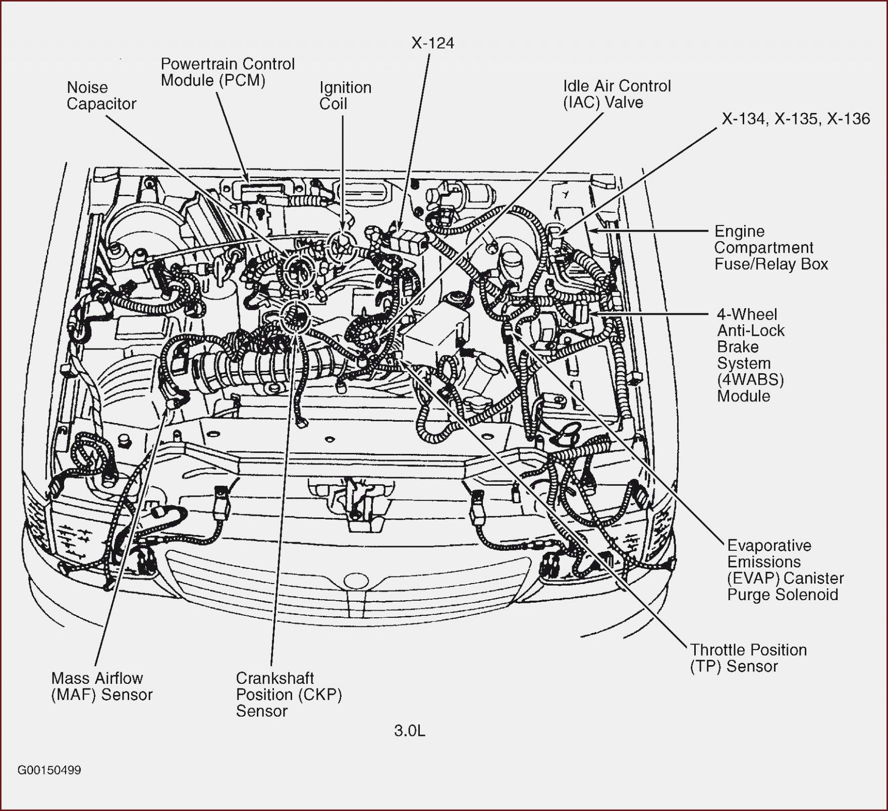 8 Northstar V8 Engine Diagram Di 2020 Taurus Ford Diagram