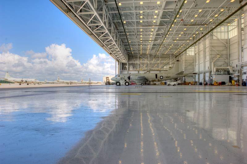 Butler Heavy Structures Airport Hangar Design Air