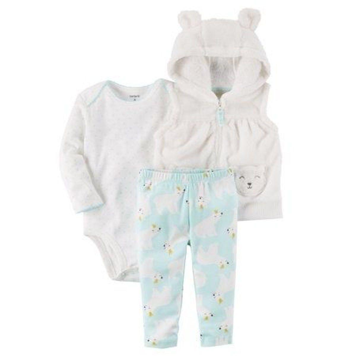 Toddler Baby Boys Bodysuit Short-Sleeve Onesie Love Dance Print Outfit Winter Pajamas