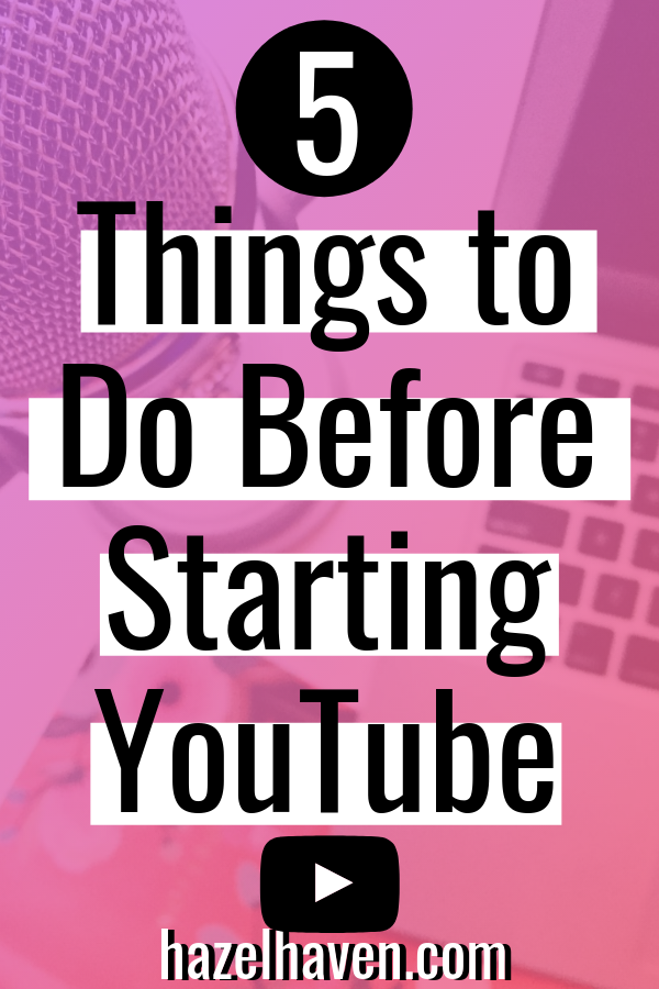 How To Start A Youtube Channel Successfully For Beginners Youtube Channel Ideas Youtube Marketing Strategy Youtube Business