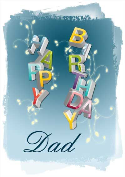Dad birthday cards my free printable cards printable birthday dad birthday cards my free printable cards bookmarktalkfo Images