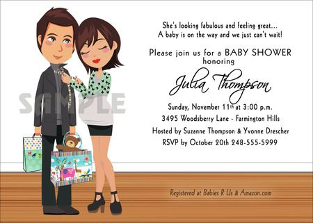 Couples baby shower invitations ideas pinterest couples baby couples baby shower invitations filmwisefo