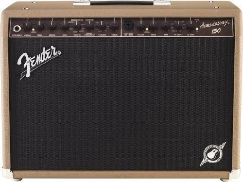 Fender Acoustasonic Tm 150 Combo Brown By Fender 499 99 The New Fender Acoustasonic 150 Is Acoustic Guitar Amp Guitar Amps For Sale Fender Acoustic Guitar