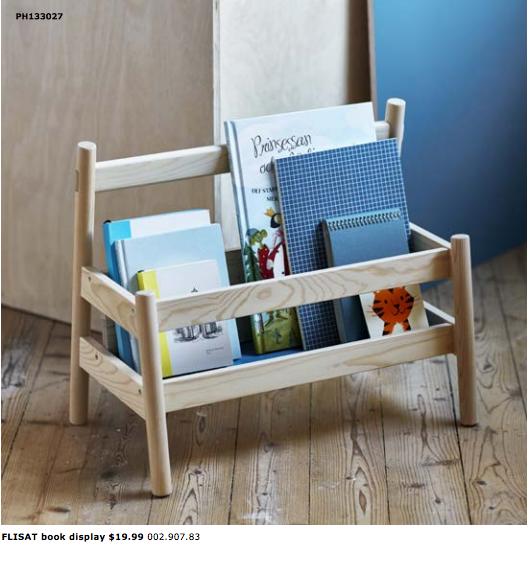 Flisat Book Display 19 99 002 907 83 Ikea Kids Childrens Furniture Kids Room
