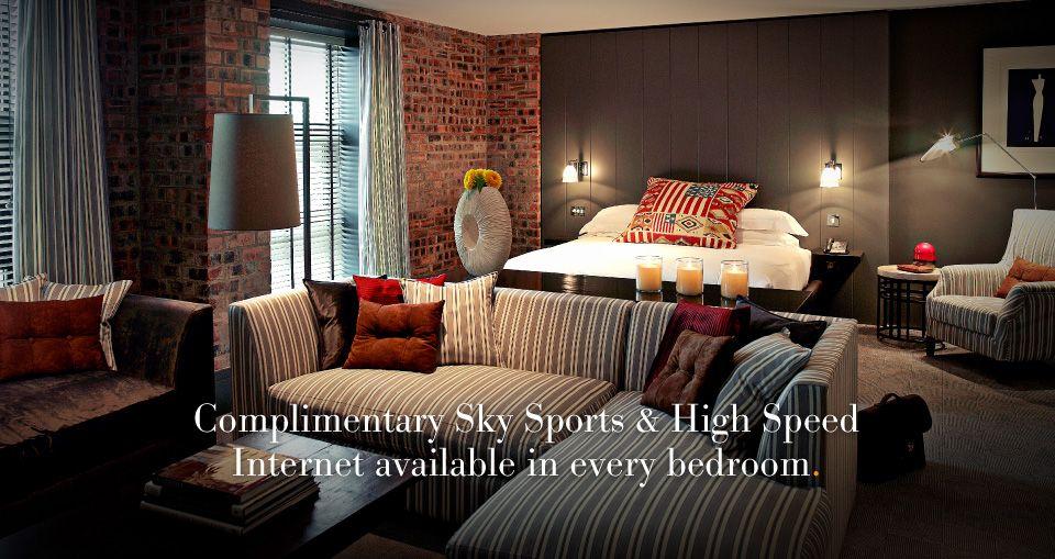 Glasgow Hotel Bedrooms Dakota Hotels Bedroom Hotel Edinburgh Hotels Hotel