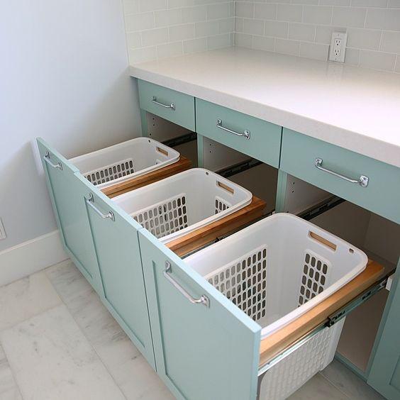 les meilleures id es pour ranger et organiser la buanderie buanderie pinterest buanderie. Black Bedroom Furniture Sets. Home Design Ideas