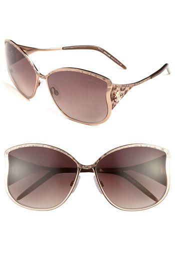 ROBERTO CAVALLI Oversized Sunglasses …   Pinteres… 6d50c1c976