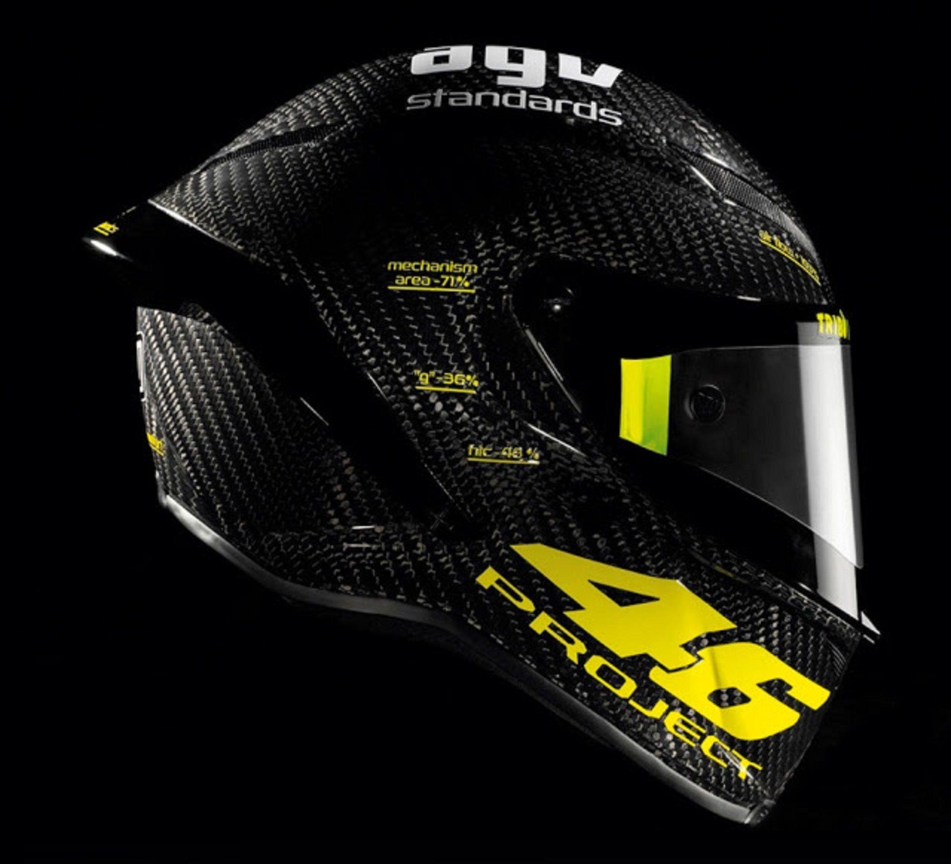 Motogp Valentino Rossi Helmet By Avg Custom Laid Carbon Fibre Http Mercenary Ie 2 Valentino Rossi Helmet Motogp Valentino Rossi Cool Motorcycle Helmets