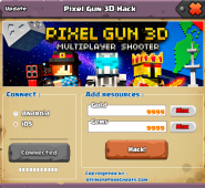 pixel gun 3d coin hack no survey