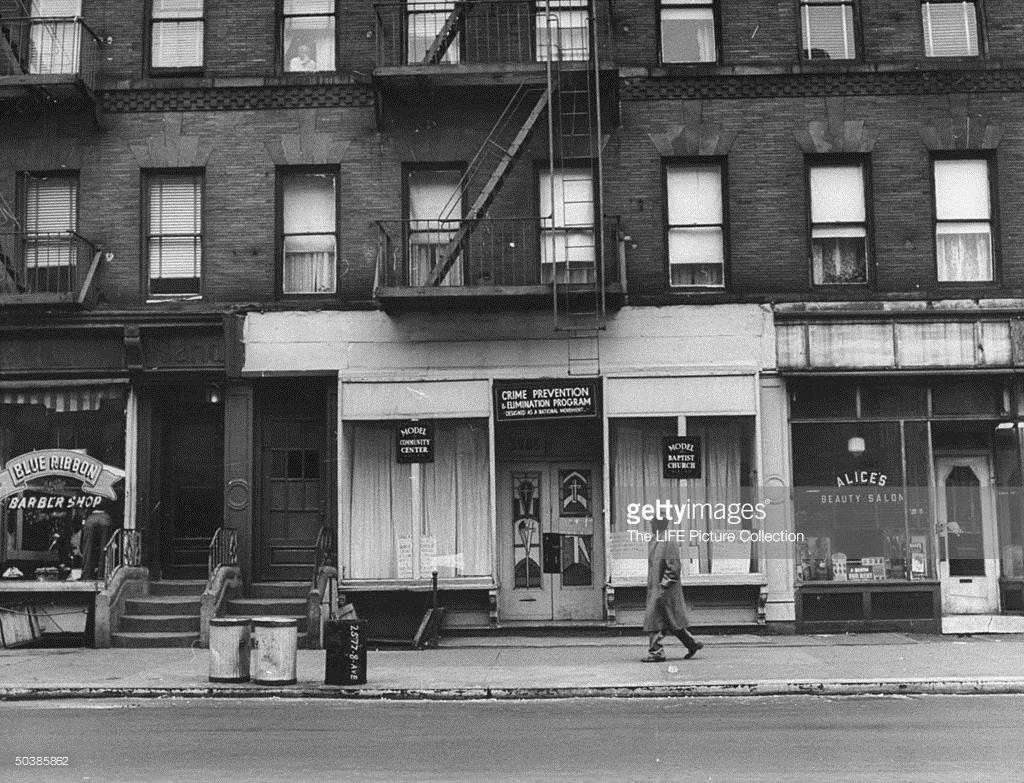 Fire Escape Store Front Google Search Spanish Harlem Harlem Vegetarian Restaurant