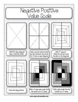 art lesson op art using line value op art for kids op art lessons art worksheets. Black Bedroom Furniture Sets. Home Design Ideas