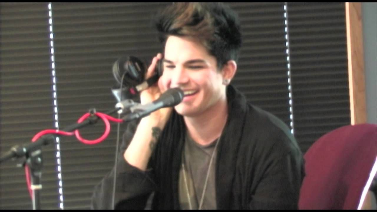 Adam Lambert Full Interview With Jackie And Bender On Kiss Fm