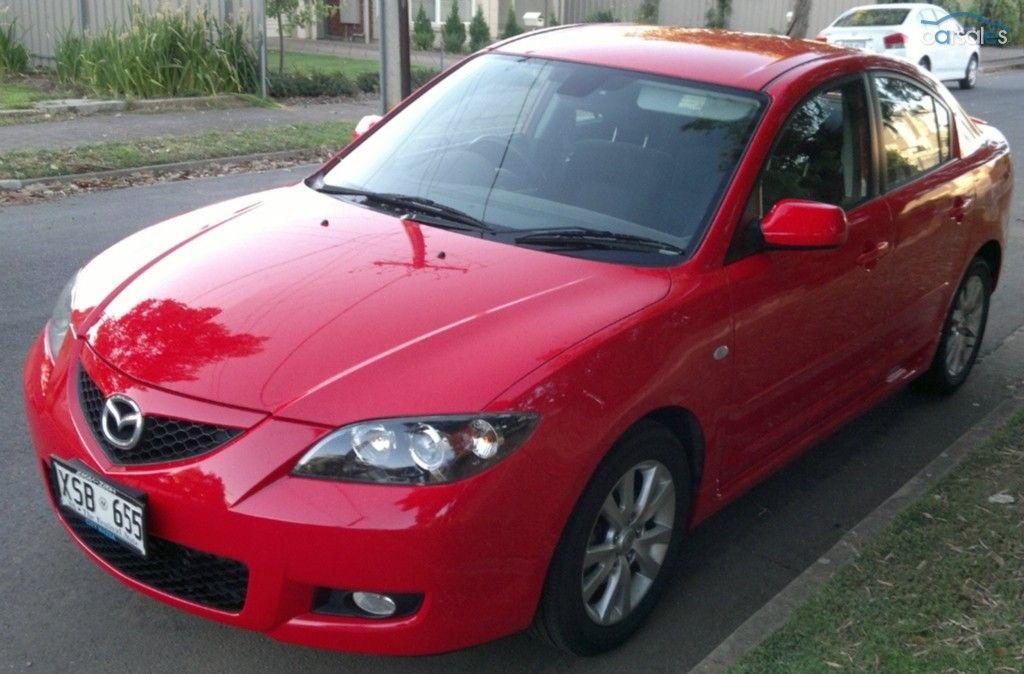 2008 MAZDA 3 BK Series 2 MAXX SPORT Mazda cars, Find