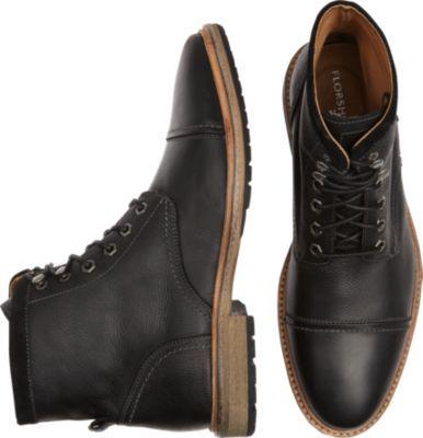 Florsheim Indie Black Ankle Boots - 50% off Florsheim Shoes ...