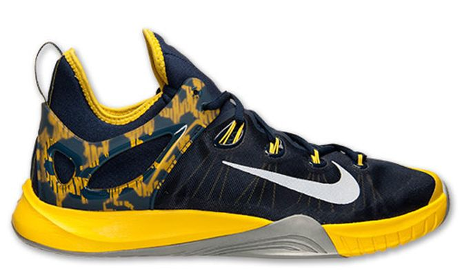 paul george shoes womens yellow