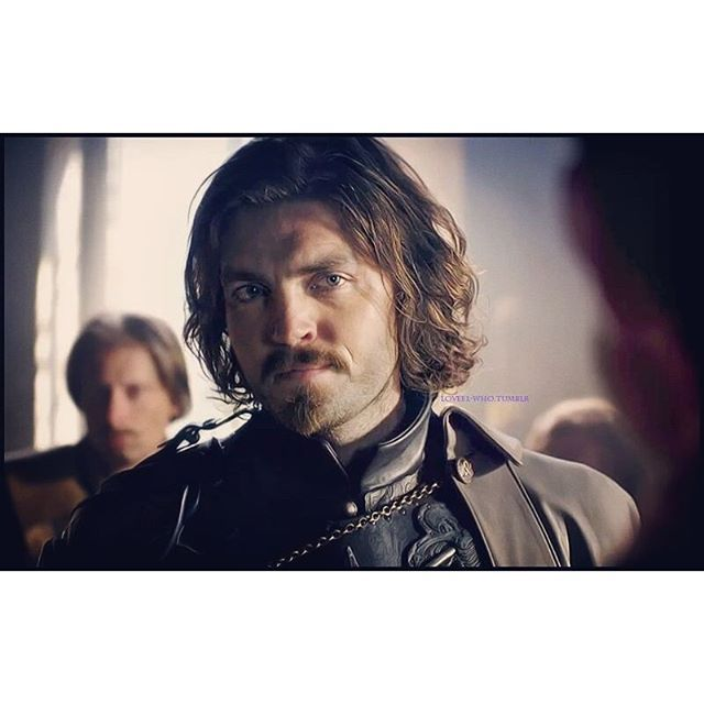 Athos / Tom Burke