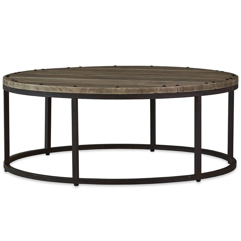 Bramble Urban Round Coffee Table 4 Br 25729vrudrw