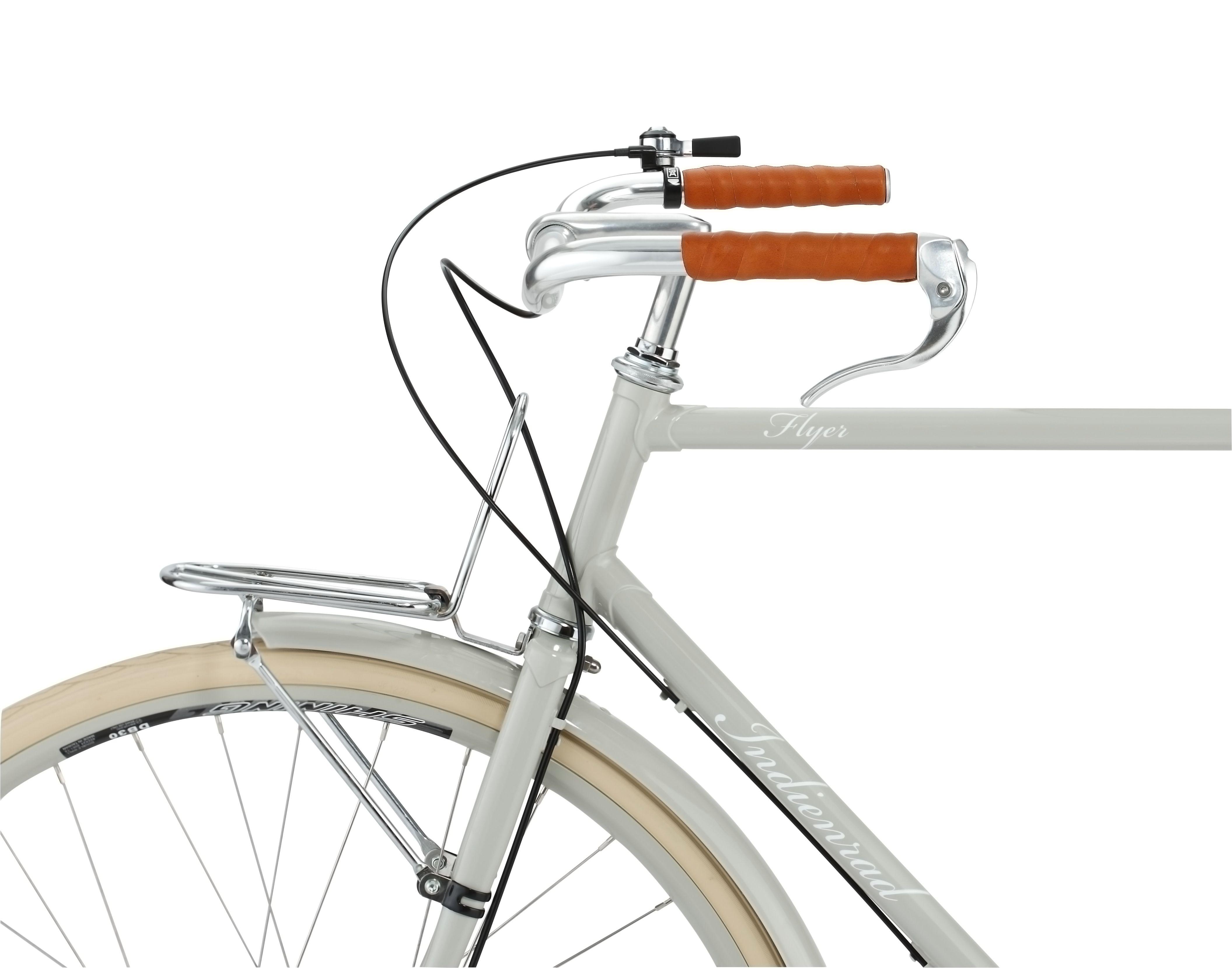 Indienrad Flyer Fronttrager Rad Retro Fahrrad Fahrrad
